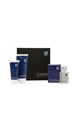 Cadeau Box 3. Men  Aftershave balsem & Showergel & Fragrance naar keuze