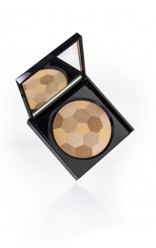 Kaleido Mineral Texture Bronsing Powder Brown