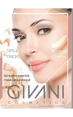 Givani Glossy Magazine Paper Version.