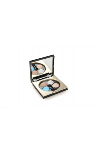 Eyeshadow Baked Quartet Luxury Line Koele Melange Limited Edition