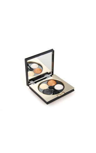 Eyeshadow Baked Quartet Luxury Line Smokey Eye Melange Limited Edition